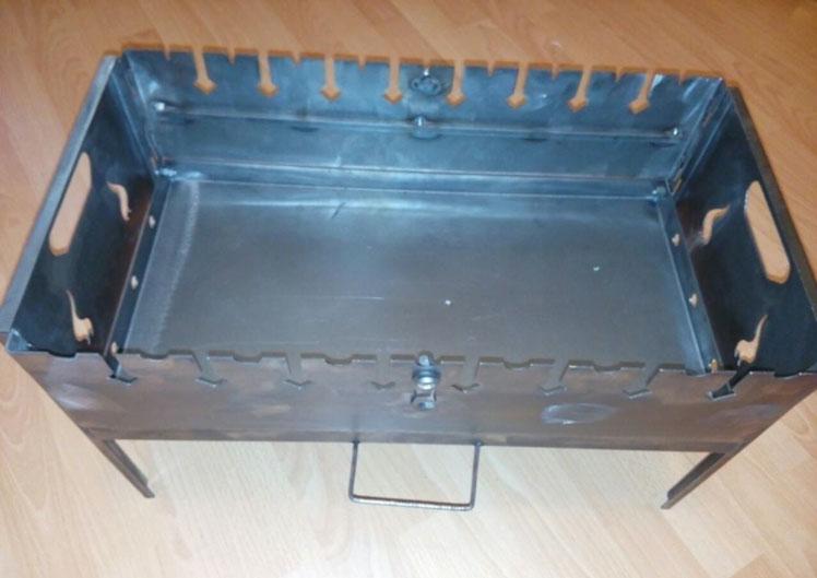 шампура и другие аксесуары к мангалу на заказ